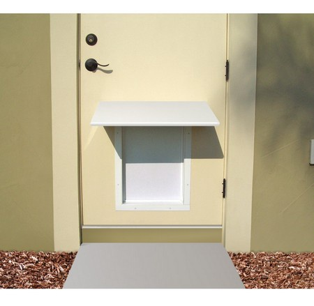 PlexiDor Pet Doors, Awning