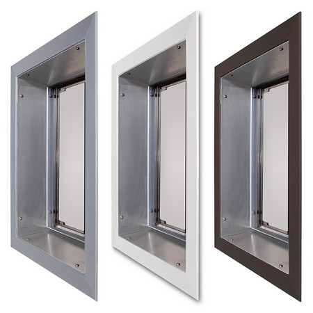 PlexiDor Pet Doors, Wall Mount