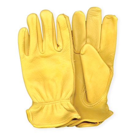Premium Grain Deerskin Gloves