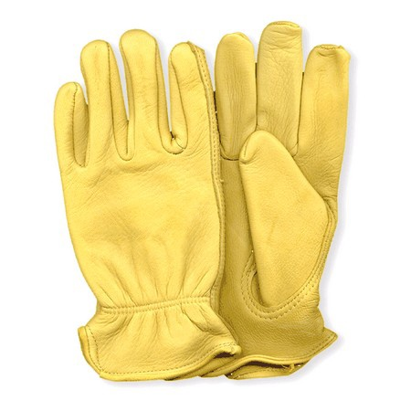 Premium Grain Deerskin Gloves