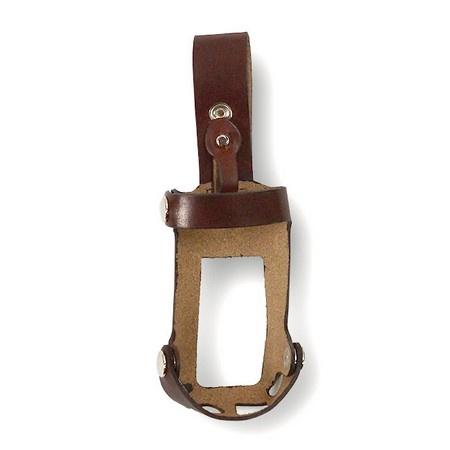 Premium Latigo Leather Holster, Garmin Alpha 100