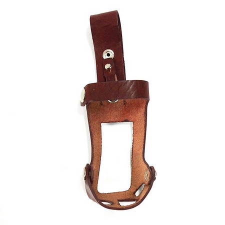 Premium Latigo Leather Holster, Garmin Astro 320 and 430