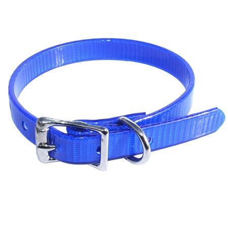Puppy Collar, Single, Large, Blue