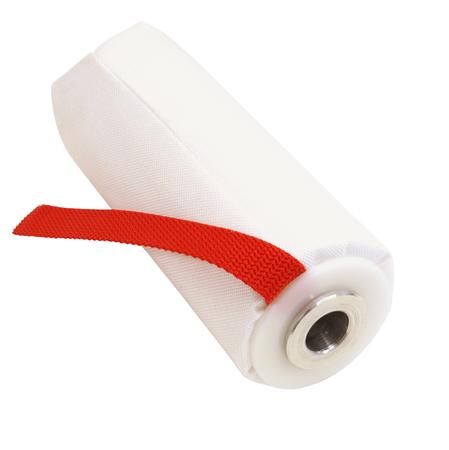 Retriev-R-Trainer, Canvas Dummy, White with Tail