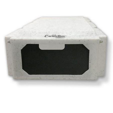 "Ruff Land, 7"" Cackle Box, Whitestone"