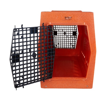Ruff Land, Large Kennel, Double Doors