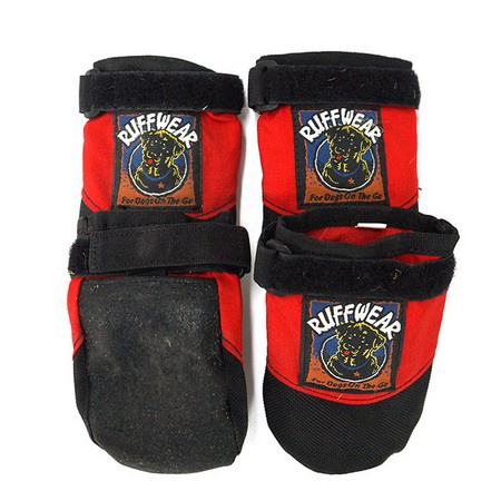 Ruffwear, 3D Barkin Boots, Large, (NEW)