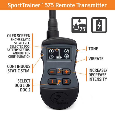 SportDog, SportTrainer 575, Orange