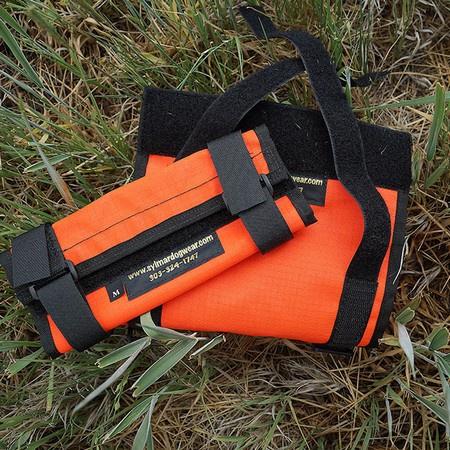 Sylmar, Leg Protection Tube, Front Leg, Orange