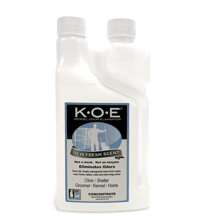 Thornell, K.O.E. Fresh Scent Concentrate, 16 oz