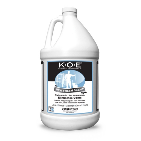 Thornell, K.O.E. Fresh Scent Concentrate, 1 Gallon (128 oz)