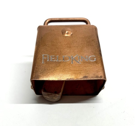 FieldKing True Tone Dog Bell, Copper