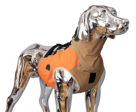 TurtleSkin, DogArmor Dog Hunting Vest, Broad Chest