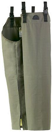 TurtleSkin, SnakeArmor Below-the-Knee Protection Snake Chaps, Regular