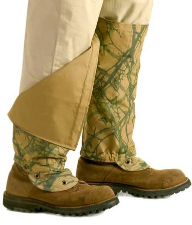 TurtleSkin, SnakeArmor Gaiters, Regular