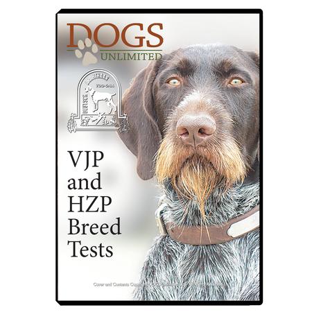 VDD-GNA, JGHV VJP and HZP Test Video, DVD