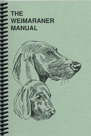 Weimaraner Manual