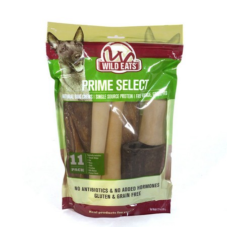 Wild Eats, Prime Select, 11 Pack