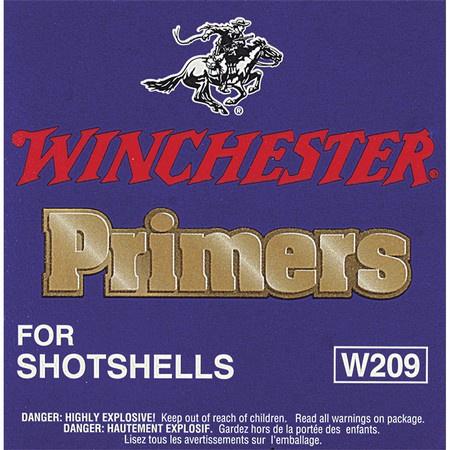 Winchester, 209 Primers