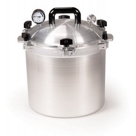 All American 921 Pressure Cooker and Pressure Canner