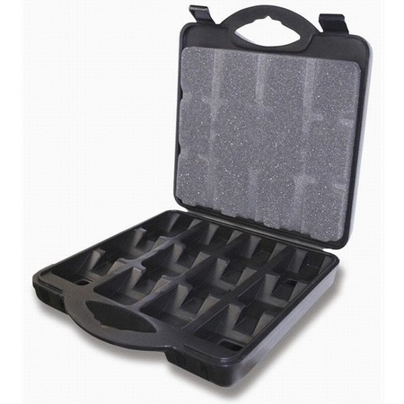 Andis 12370 Detachable Blade Carrying Case, Holds Up To 12 Blades