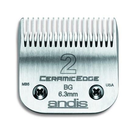 Andis 63030 Ceramicedge Clipper Blade, Size 2
