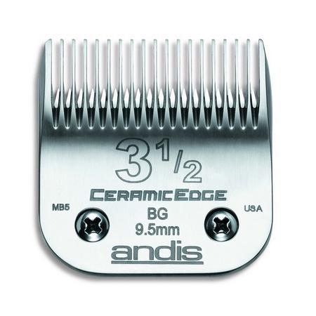 Andis 63040 Ceramicedge Clipper Blade, Size 3-1/2