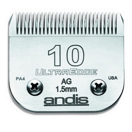 Andis 64071 Ultraedge Clipper Blade Size 10