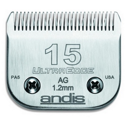 Andis 64072 Ultraedge Clipper Blade Size 15