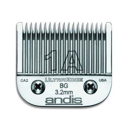 Andis 64205 Ultraedge Clipper Blade, Size 1a