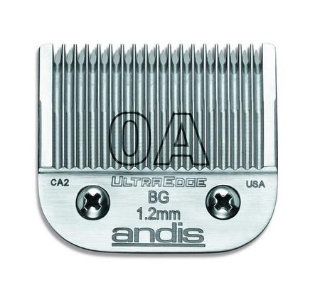 Andis 64210 Ultraedge Clipper Blade, Size 0a
