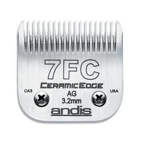 Andis 64240 Ceramicedge Clipper Blade, Size 7fc