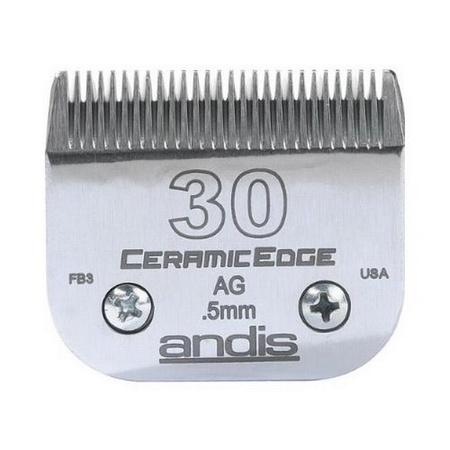 Andis 64260 Ceramicedge Clipper Blade, Size 30