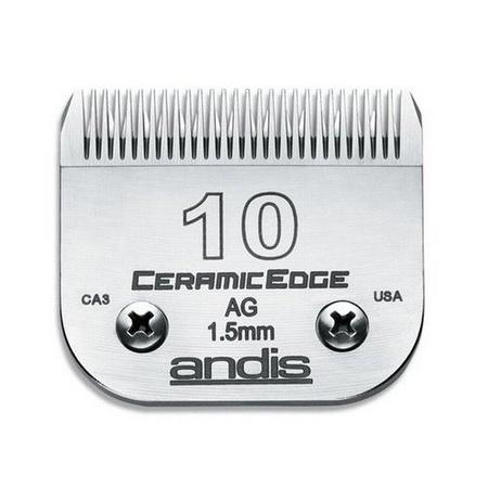 Andis 64315 Ceramicedge Clipper Blade, Size 10