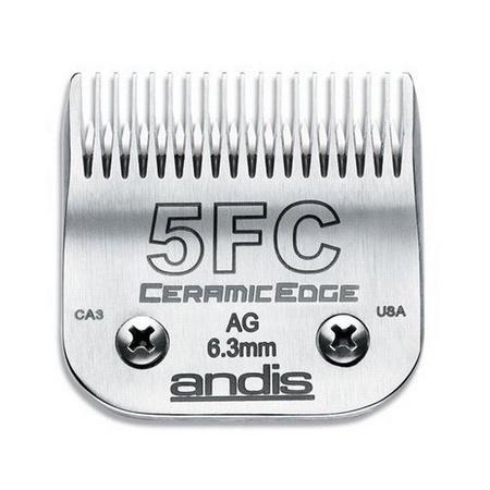 Andis 64370 Ceramicedge Clipper Blade, Size 5fc