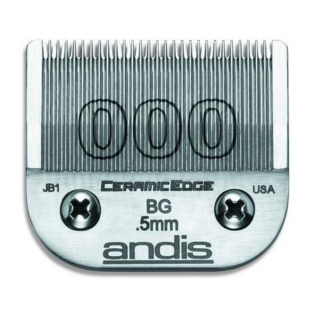 Andis 64480 Ceramicedge Clipper Blade, Size 000