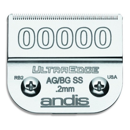 Andis 64740 Ultraedge Clipper Blade, Size 00000