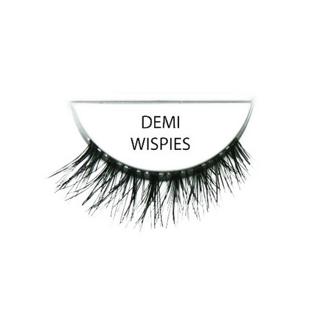 Ardell 65012 Invisibands Demi Wispies Black