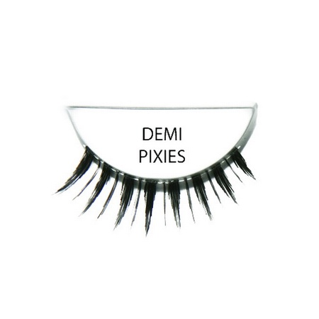 Ardell 65014 Invisibands Demi Pixies Black