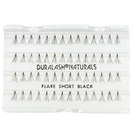 Ardell 65050 Duralash Naturals Short, Black