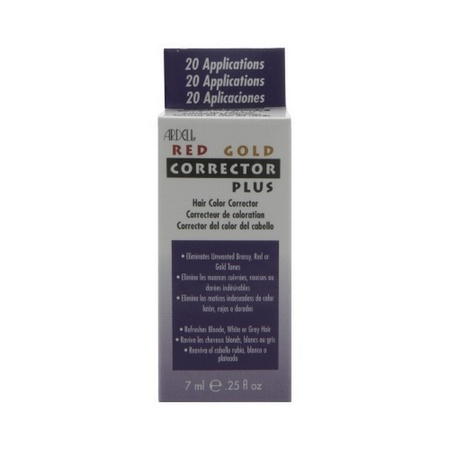 Ardell 75095 Red Gold Color Corrector Plus, .25 Oz Bottle