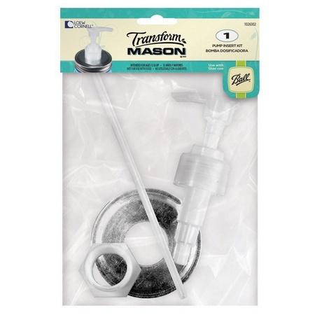 Ball 1026302 Transform Mason Soap Pump Lid Insert