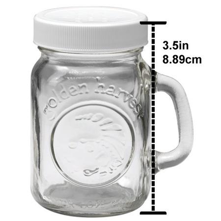 Ball 40501 Canning Jar Salt & Pepper Shaker, Set of 2.