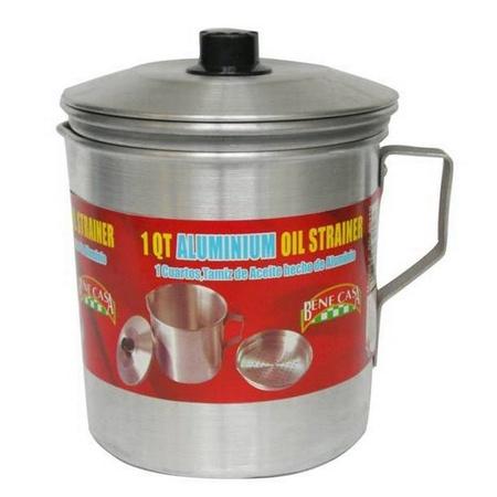 Bene Casa 65119 1-quart Oil Strainer/dispenser
