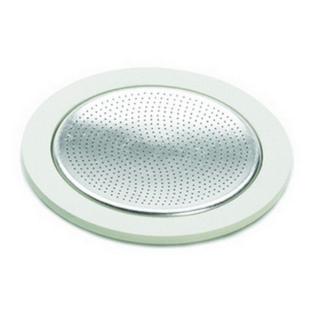 Bialetti 06602 Replacement Gasket/filter for 9 Cup Makers