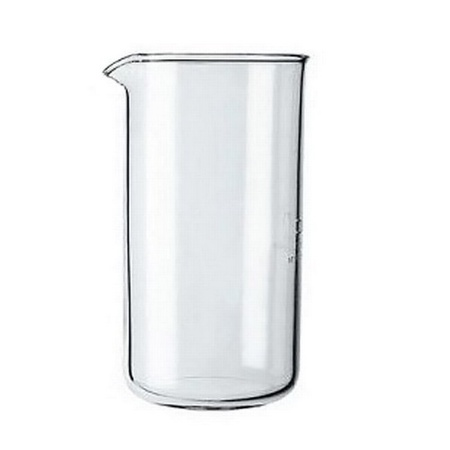 Bialetti 06615/06861 Replacement Glass for 1L French Press