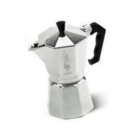 Bialetti 06799 Moka Express Stovetop Espresso Maker, 3 Cup