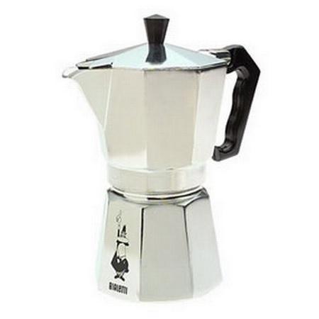 Bialetti 06801 Moka Express Stovetop Espresso Maker, 9 Cup