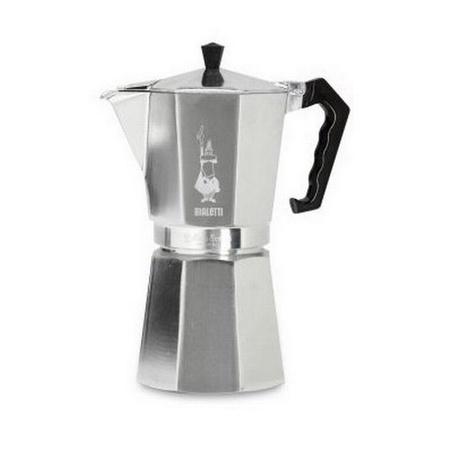Bialetti 06853 Moka Express Stovetop Espresso Maker, 12 Cup