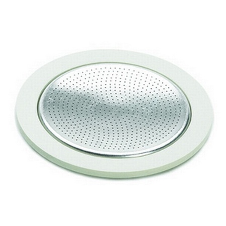 Bialetti 06960 Replacement Gasket/filter for 3 Cup Makers